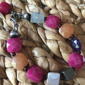 Jewelry - Vintage multicolored bracelet